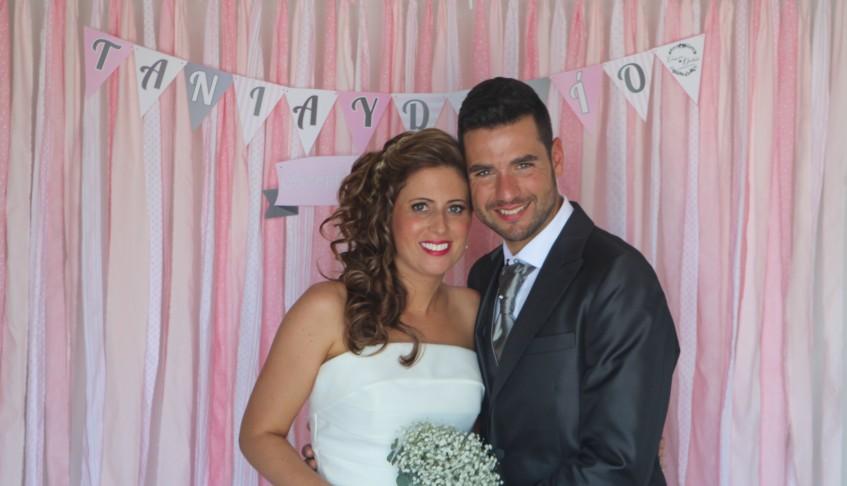 Boda Tania & Dario