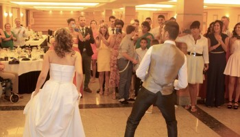 Enlace matrimonial Tania & Dario